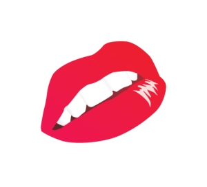 Vector-Red-Lips