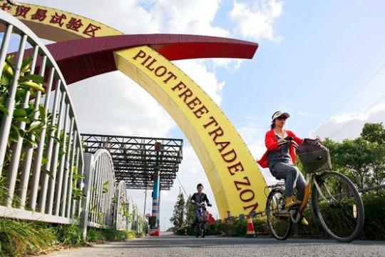 Shanghai free trade zone-6