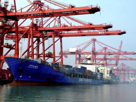Shanghai free trade zone2