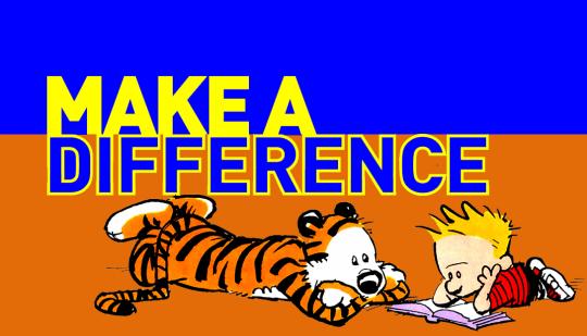 Make a Difference-orlando espinosa